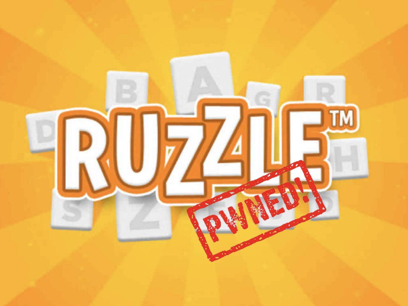 Abusing Ruzzle protocol, privacy violation and more…